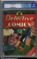 Golden Age (1938-1955):Superhero, Detective Comics #32 (DC, 1939). CGC FN+ 6.5 Cream to off-white pages. Batman uses a gun in one story (the first time any co...