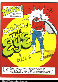 The Eye #2 (S.F.C.A., 1969). Biljo White's The Eye was one of the most popular characters created for '60s fandom, and t...