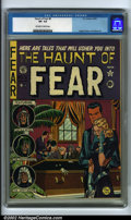 Golden Age (1938-1955):Horror, The Haunt of Fear #6 (EC, 1951). CGC VF- 7.5 Off-white to whitepages. Ingels, Kamen and Wood art. Overstreet 2001 FN 6.0 = ...