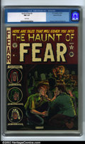 Golden Age (1938-1955):Horror, The Haunt of Fear #9 Gaines File pedigree 3/9 (EC, 1951). CGC NM9.4 White pages. Orlando, Ingels and Kamen art. Overstreet ...