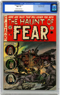 Golden Age (1938-1955):Horror, The Haunt of Fear #13 Gaines File pedigree 3/12 (EC, 1956). CGC NM+ 9.6 Off-white to white pages. Craig, Davis and Kamen art...