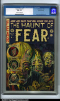Golden Age (1938-1955):Horror, The Haunt of Fear #17 Gaines File pedigree 4/12 (EC, 1953). CGC NM+ 9.6 Off-white to white pages. Davis, Evans and Kamen art...