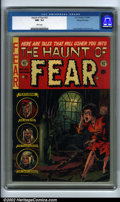 Golden Age (1938-1955):Horror, The Haunt of Fear #22 Gaines File pedigree 3/12 (EC, 1953). CGC NM-9.2 White pages. Davis, Kamen and Evans art. Overstreet ...