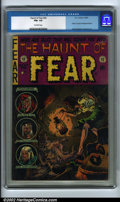 Golden Age (1938-1955):Horror, The Haunt of Fear #24 (EC, 1954). CGC FN+ 6.5 Off-white pages.Davis, Kamen and Evans art. Used in Senate Investigative Repo...