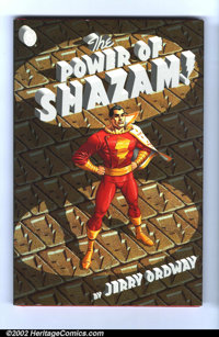 Power of Shazam Hardback by Jerry Ordway (DC, 1994). Spectacular revamp of the classic Capt. Marvel legend, this hardbac...