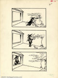 Original Comic Art:Panel Pages, Antonio Prohias - MAD Spy vs. Spy Original 3-Pg. Sequence (EC/Signet 1965). From The All New MAD Secret File on Spy vs. Sp...
