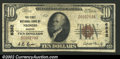 National Bank Notes:Missouri, Neosho, MO - $10 1929 Ty. 1 The First NB Ch. # 6382A ...