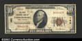 National Bank Notes:West Virginia, Parkersburg, WV - $10 1929 Ty. 1 First National Bank of ...