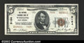 National Bank Notes:West Virginia, Wheeling, WV - $5 1929 Ty. 2 National Exchange Bank of ...