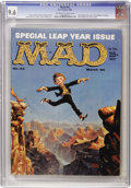 Magazines:Mad, Mad #53 (EC, 1960) CGC NM+ 9.6 Off-white to white pages....
