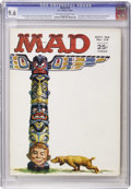 Magazines:Mad, Mad #74 (EC, 1962) CGC NM+ 9.6 Off-white to white pages....