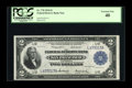 Fr. 778 $2 1918 Federal Reserve Bank Note PCGS Extremely Fine 40. A very broadly margined San Francisco Battleship Deuce...