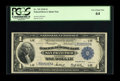 Fr. 743 $1 1918 Federal Reserve Bank Note PCGS Very Choice New 64. The most common of the San Francisco FRBN's, but a re...