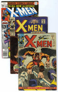 Modern Age (1980-Present):Superhero, X-Men Box Lot (Marvel, 1966-2000) Condition: Average VF. Full shortbox lot includes X-Men #19 (first appearance of Mimi...