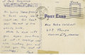 Autographs:Post Cards, 1943 Jackie Robinson Handwritten Postcard & UnpublishedPhotographs (2). Truly special assemblage derives from thepersonal...