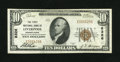 National Bank Notes:Pennsylvania, Liverpool, PA - $10 1929 Ty. 1 The First NB Ch. # 8326. This wholly original piece has one more fold than a EF should. ...