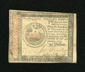 Colonial Notes:Continental Congress Issues, Continental Currency January 14, 1779 $35 Extremely Fine. This is apleasing example from this final Continental emission th...