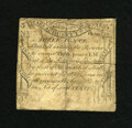 Colonial Notes:Massachusetts, Massachusetts October 18, 1776 3d Fine. This is only the thirdexample we have offered of this denomination from this scarce...