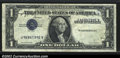 Error Notes:Inverted Third Printings, Fr. 1613 $1 1935D Silver Certificate. CGA Extremely Fine 45....