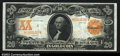 Large Size:Gold Certificates, Fr. 1186 $20 1906 Gold Certificate Extremely Fine. This ...
