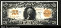 Large Size:Gold Certificates, Fr. 1187 $20 1922 Gold Certificate Choice Extremely Fine. ...