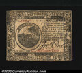 Colonial Notes:Continental Congress Issues, Continental Currency February 17, 1776 $6 Choice New. A ...
