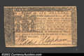 Colonial Notes:Maryland, Maryland April 10, 1774 $6 Extremely Fine. A clean, well ...