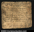 Colonial Notes:Massachusetts, Massachusetts October 16, 1778 4s6d Fine. The typical ...