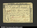 Colonial Notes:North Carolina, North Carolina April 2, 1776 $5 Extremely Fine. This is ...