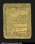 Colonial Notes:Pennsylvania, Pennsylvania May 20, 1758 15s Very Fine An unusually nice ...