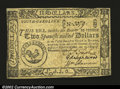 Colonial Notes:South Carolina, South Carolina Dec 23, 1776 $2 Very Fine A very nice ...