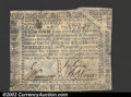 Colonial Notes:Virginia, Virginia October 16, 1780 $500 Extremely Fine. This thin-...