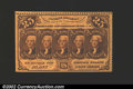 Fractional Currency:First Issue, Fr. 1279 25c First Issue Very Choice New. This note has ...