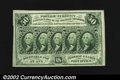 Fractional Currency:First Issue, Fr. 1312 50c First Issue Gem New. The margins are somewhat ...
