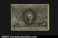 Fractional Currency:Second Issue, Fr. 1289 25c Second Issue New. A nice example of this ...