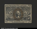 Fractional Currency:Second Issue, Fr. 1290 25c Second Issue Choice New. An unusually nice ...