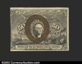 Fractional Currency:Second Issue, Fr. 1317 50c Second Issue New. But for the centering, ...