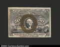 Fractional Currency:Second Issue, Fr. 1318 50c Second Issue Very Choice New. This note has ...