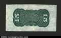 Fractional Currency:Third Issue, Fr. 1272SP 15¢ Third Issue Wide Margin Specimen Back Choice ...