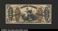Fractional Currency:Third Issue, Fr. 1355 50c Third Issue Justice Gem New. This fully ...