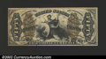 Fractional Currency:Third Issue, Fr. 1361 50c Third Issue Justice Choice New. The left face ...