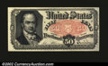 Fractional Currency:Fifth Issue, Fr. 1381 50c Fifth Issue Crawford Gem New. A beautiful ...