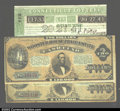 Miscellaneous:Other, Three Connecticut Lottery Tickets, including Danbury, CT, ...