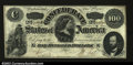 Confederate Notes:1862 Issues, T49 $100 1862. A bright and fully margined example of this ...