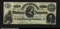 Confederate Notes:1863 Issues, T56 $100 1863. A very nice Lucy Pickens note. Bright ...