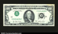 Error Notes:Inverted Third Printings, Fr. 2168-J $100 1977 Federal Reserve Note. Choice About ...