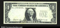 Error Notes:Missing Third Printing, Fr. 1905-? $1 1969B Federal Reserve Note. Choice Crisp ...