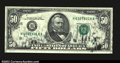 Error Notes:Ink Smears, Fr. 2119-H $50 1977 Federal Reserve Note. Gem Crisp ...