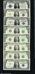 Small Size:Legal Tender Notes, Number 4 Through 44444444