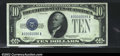 Small Size:Silver Certificates, Fr. 1700 $10 1933 Silver Certificate. CGA Gem Uncirculated ...